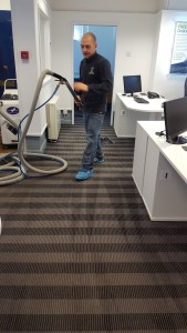 Office Carpet Cleaning - Campbell's Estate Agents Daventry