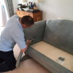 Upholstery cleaning Daventry