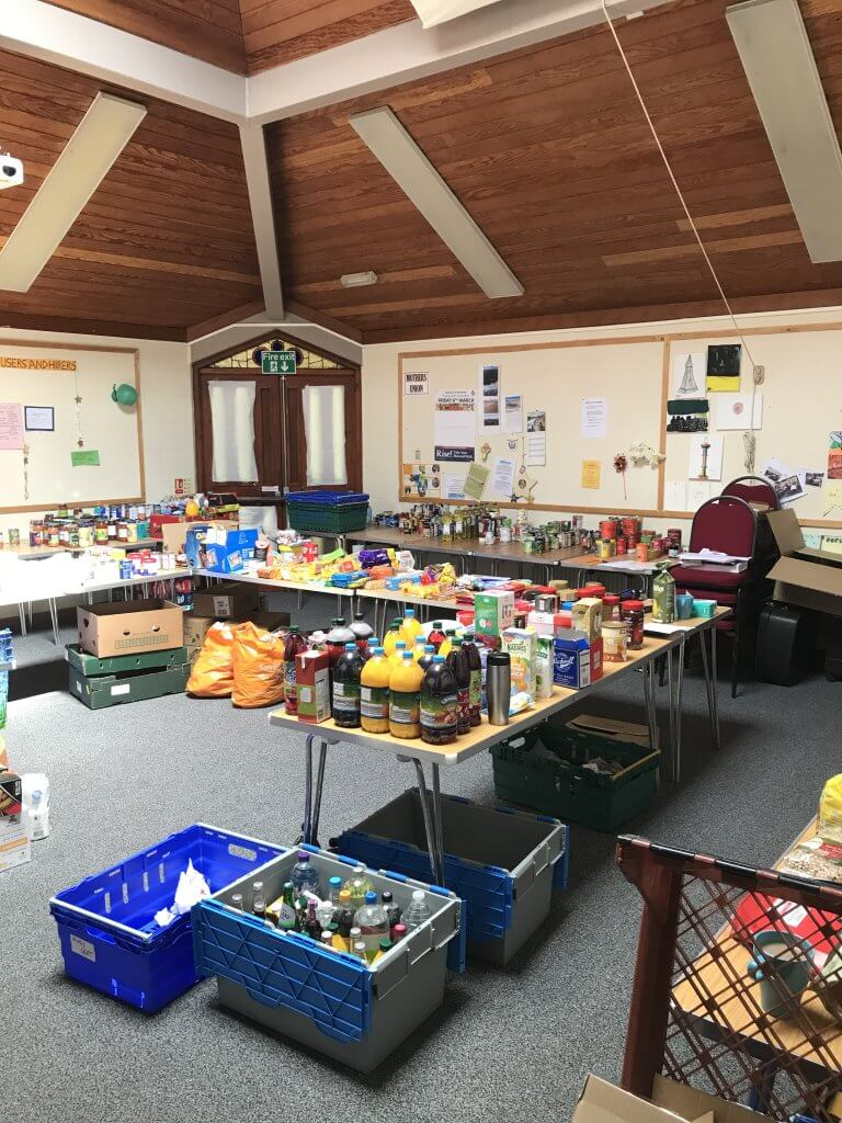 Weedon Food Bank