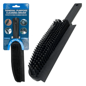 Rubber Hand Brush