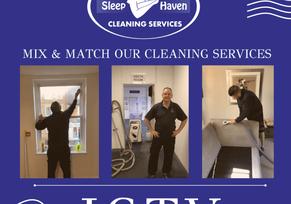 Mix & Match Cleaning Services